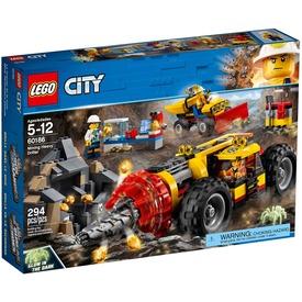 LEGO® City Mining Nehéz bányafúró 60186 Itt egy ajánlat található, a bővebben gombra kattintva, további információkat talál a termékről.