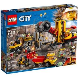 LEGO City Mining 60188 Bányaszakértői terület Itt egy ajánlat található, a bővebben gombra kattintva, további információkat talál a termékről.