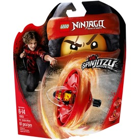 LEGO® Ninjago Kai - Spinjitzu mester 70633 Itt egy ajánlat található, a bővebben gombra kattintva, további információkat talál a termékről.