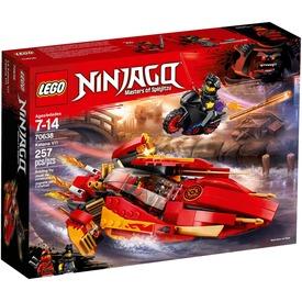 LEGO® Ninjago Katana V11 70638 Itt egy ajánlat található, a bővebben gombra kattintva, további információkat talál a termékről.