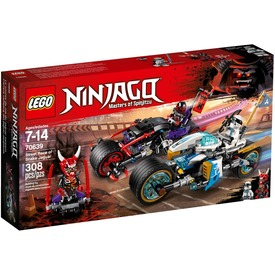 LEGO® Ninjago A Jaguárkígyó utcai verseny 70639 Itt egy ajánlat található, a bővebben gombra kattintva, további információkat talál a termékről.