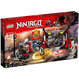 LEGO® Ninjago G. F. Központ 70640 Itt egy ajánlat található, a bővebben gombra kattintva, további információkat talál a termékről.