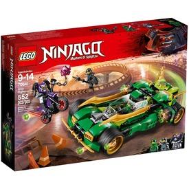 LEGO® Ninjago Nindzsa éjjeli lopakodó 70641 Itt egy ajánlat található, a bővebben gombra kattintva, további információkat talál a termékről.