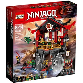 LEGO® Ninjago A Feltámadás temploma 70643 Itt egy ajánlat található, a bővebben gombra kattintva, további információkat talál a termékről.