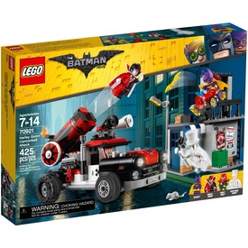 LEGO® Batman Movie Harley Quinn™ támadása 70921
