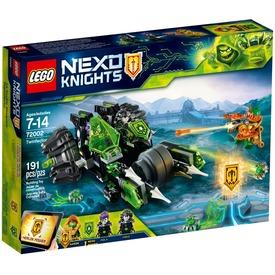 LEGO® Nexo Knights Twinfector 72002 Itt egy ajánlat található, a bővebben gombra kattintva, további információkat talál a termékről.