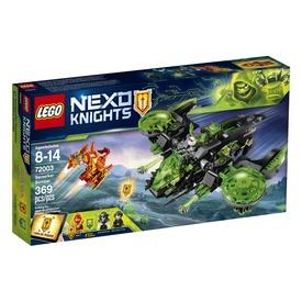 LEGO Nexo Knights 72003 Vad harcos bombázó Itt egy ajánlat található, a bővebben gombra kattintva, további információkat talál a termékről.