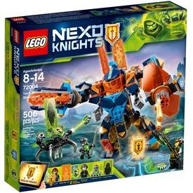LEGO Nexo Knights 72004 Tech leszámolás Itt egy ajánlat található, a bővebben gombra kattintva, további információkat talál a termékről.