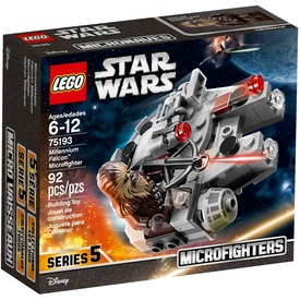 LEGO Star Wars TM 75193 Millenium Falcon™ Microfighter
