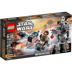 LEGO® Star Wars Ski Speeder vs. Lépegető 75195