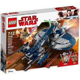 LEGO® Star Wars Grievous tábornok harci siklója 75199 Itt egy ajánlat található, a bővebben gombra kattintva, további információkat talál a termékről.