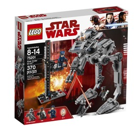 LEGO® Star Wars Első rendi AT-ST lépegető 75201 Itt egy ajánlat található, a bővebben gombra kattintva, további információkat talál a termékről.