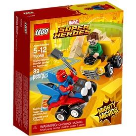 LEGO® Super Heroes Skarlát Pók és Homokember 76089 Itt egy ajánlat található, a bővebben gombra kattintva, további információkat talál a termékről.
