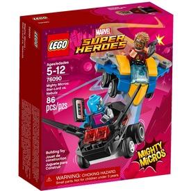 LEGO® Super Heroes Star-Lord és Nebula 76090 Itt egy ajánlat található, a bővebben gombra kattintva, további információkat talál a termékről.