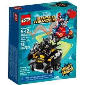 LEGO® Super Heroes Batman™ és Harley Quinn™ 76092 Itt egy ajánlat található, a bővebben gombra kattintva, további információkat talál a termékről.