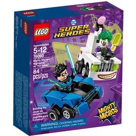 LEGO® Super Heroes Éjszárny™ és Joker™ 76093 Itt egy ajánlat található, a bővebben gombra kattintva, további információkat talál a termékről.