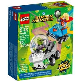 LEGO® Super Heroes Supergirl™ és Brainiac™ 76094 Itt egy ajánlat található, a bővebben gombra kattintva, további információkat talál a termékről.