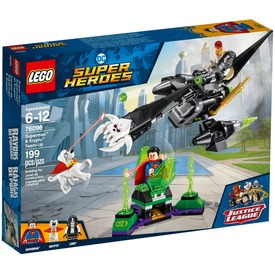 LEGO® Super Heroes Superman™ és Krypto™ 76096