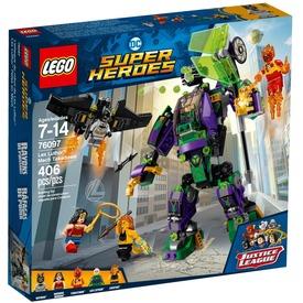 LEGO® Super Heroes Lex Luthor™ támadása 76097 Itt egy ajánlat található, a bővebben gombra kattintva, további információkat talál a termékről.