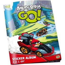 Angry Birds GO matricaalbum ANG Itt egy ajánlat található, a bővebben gombra kattintva, további információkat talál a termékről.