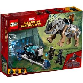 LEGO® Super Heroes Orrszarvú a bányánál 76099