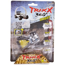 Trixx 360 autó rámpával - többféle