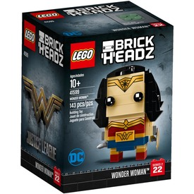 LEGO® BrickHeadz Wonder Woman™ 41599