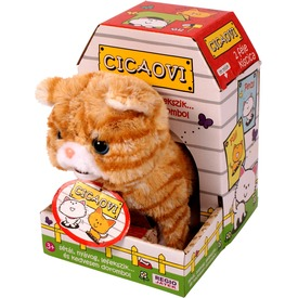 Sétáló skót lógófülű cica - 20 cm Itt egy ajánlat található, a bővebben gombra kattintva, további információkat talál a termékről.