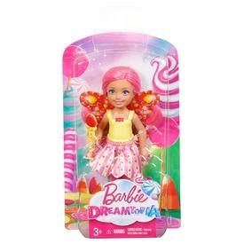 Barbie: Dreamtopia tündér baba - 15 cm, többféle