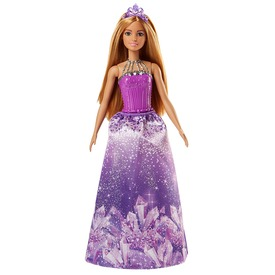 Barbie: Dreamtopia hercegnő baba - 29 cm, többféle