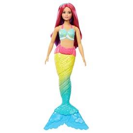 Barbie: Dreamtopia sellő baba - 29 cm, többféle