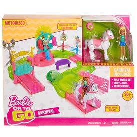 Barbie: On the Go baba kiegészítővel - többféle