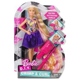 Barbie: divatos frizura baba - 29 cm, többféle