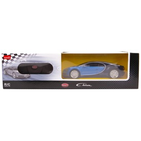 Távirányítós autó 1:24 Bugatti Chiron