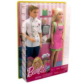 Barbie: Barbie és Ken babakészlet - 29 cm