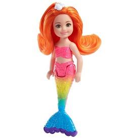Barbie sellő mini baba - 13 cm, többféle