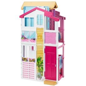Barbie háromemeletes luxus ház készlet