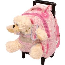 Gurulós hátizsák macival - rózsaszín, 18 cm Itt egy ajánlat található, a bővebben gombra kattintva, további információkat talál a termékről.
