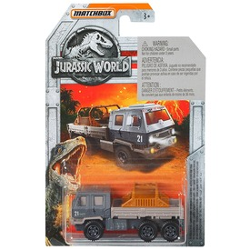 Matchbox Jurassic World kisautók FMW