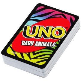 UNO állatkölykök kártyajáték