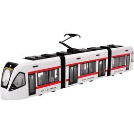 City Express villamos - fehér Itt egy ajánlat található, a bővebben gombra kattintva, további információkat talál a termékről.