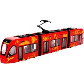 City Express villamos - piros Itt egy ajánlat található, a bővebben gombra kattintva, további információkat talál a termékről.