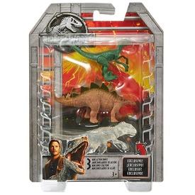 Jurassic World mini dínó 3 darabos - többféle
