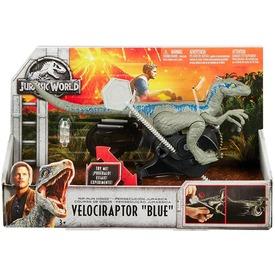 Jurassic World felhúzható dínó /jármű FMM