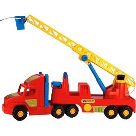 Wader Super Truck tűzoltóautó Itt egy ajánlat található, a bővebben gombra kattintva, további információkat talál a termékről.
