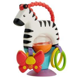 Fisher-Price foglalkoztató zebra bébijáték