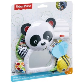 Fisher-Price foglalkoztató panda bébijáték