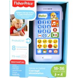 Fisher-Price okostelefon tipegőknek bébijáték