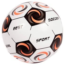 Dual foci mintás gumilabda - 22 cm