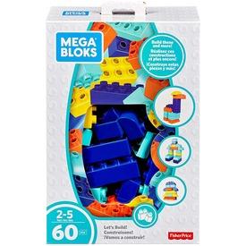 Mega Bloks divatos építőjáték mini készlet